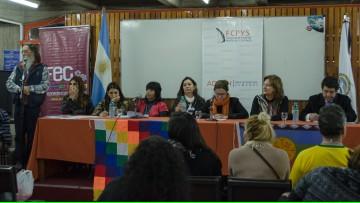 Líderes migrantes de Latinoamérica se reunieron en la FCPyS