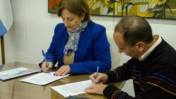 Acuerdo específico entre la FCPyS y el INTA