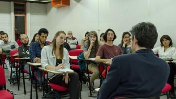Se realizó la Conferencia \De Chávez a Maduro\ en la Maestría de Estudios Latinoamericanos