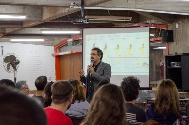 """Pablo Sigismondi: """"Pensar de manera holística, la participación y transformación a nivel humano nos permitirá salir adelante"""""""