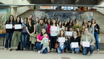 La Diplomatura en Comunicación Digital y Narrativas Transmedia ya tiene sus primeros graduados