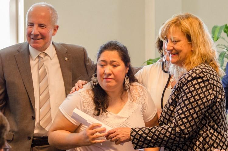 Ocho estudiantes de la FCPyS recibieron el premio María Elisa Norton Farmache
