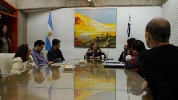 La FCPyS firmó convenio con 15 productoras para prácticas profesionales