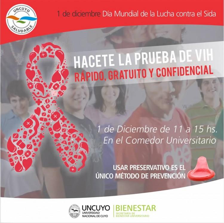 Actividades en el Marco del Día Mundial de la Lucha contra el VIH/SIDA.