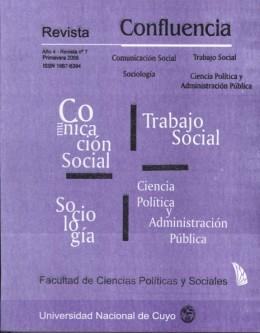 AÑO 4, NÚM. 7 (2008). Comunicación Social, Trabajo Social, Sociología, Administración y Ciencia Política