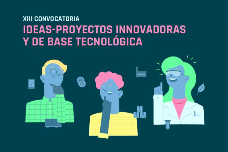 Inscripciones abiertas a la 13va convocatoria de Ideas Proyectos