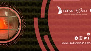 Radio Abierta celebrará los 50 años de la FCPyS