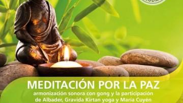 Meditación por la paz en la UNCUYO