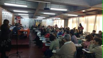 Pablo Salinas presentó su libro en la FCPyS