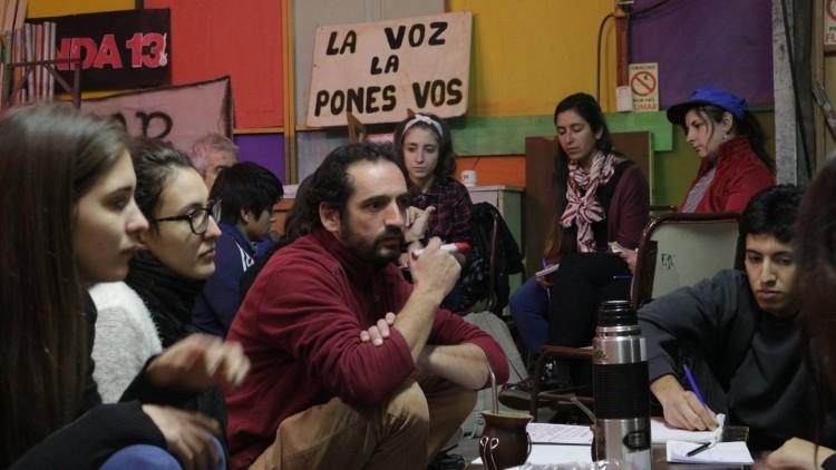 Estudiantes de la UNCuyo realizan prácticas de Extensión en el canal comunitario GiraMundo