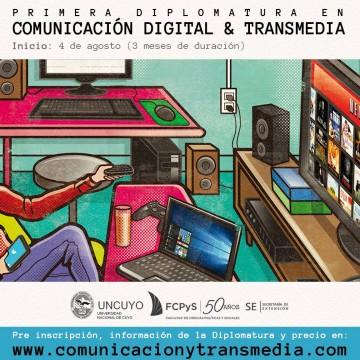 Nueva diplomatura de Comunicación y Transmedia en la FCPyS