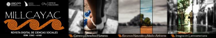 Millcayac - Revista Digital de Ciencias Sociales