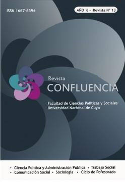 AÑO 6, NÚM. 13 (2013). Comunicación Social, Trabajo Social, Sociología, Ciencia Política y Administración Pública
