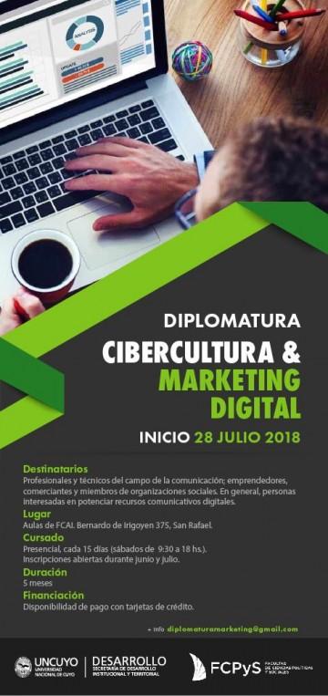 Diplomatura en Cibercultura y Social Media en FCAI