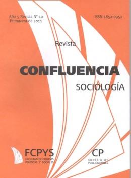 AÑO 5, NÚM. 10 (2011). Sociología