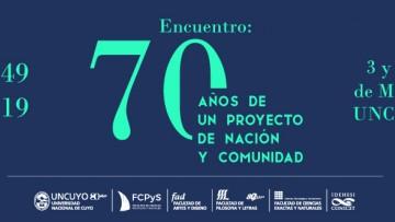 Conmemoración del primer Congreso Nacional de Filosofía y la Reforma Constitucional de 1949