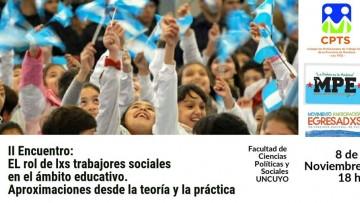 II Encuentro: El rol del trabajo social en la educación
