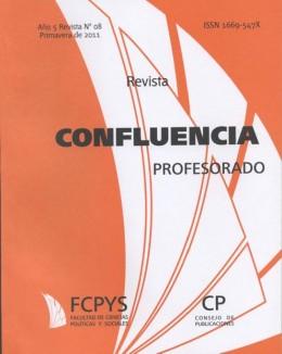 AÑO 5, NÚM. 8 (2011). Profesorado