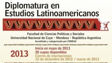Diplomatura en Estudios Latinoamericanos