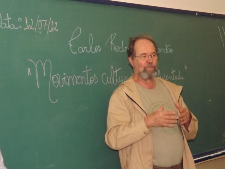 Carlos Rodrigues Brandao, colaborador de Paulo Freire, estará en la FCPyS