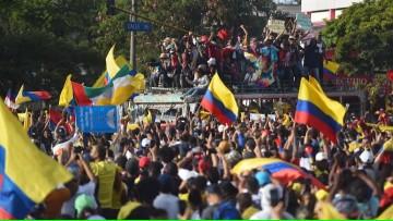 Diálogos en torno a la situación de los Derechos Humanos en Colombia
