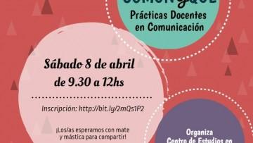 Conversatorio sobre prácticas docentes en Comunicación