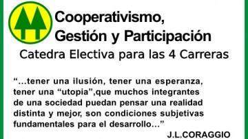 Cooperativismo, Gestión y Participación