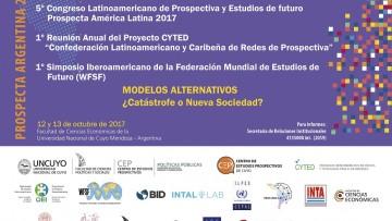 3º Congreso Nacional de Prospectiva - PROSPECTA ARGENTINA 2017.