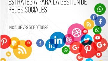 Curso Social Media Manager: estrategia para la gestión de redes sociales