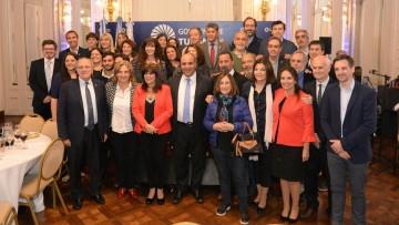 Claudia García se encuentra participando del Consejo de Decanos de Ciencias Sociales