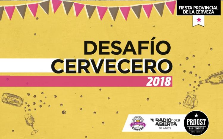Radio Abierta participará en la Fiesta de la Cerveza 2018
