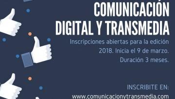 Nueva edición de la Diplomatura en Comunicación Digital y Transmedia en la FCPYS