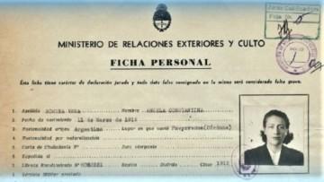 Mujeres diplomáticas en la historia argentina