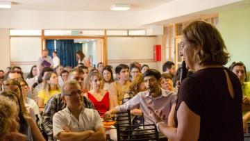 """""""Uno de los objetivos de las Jornadas fue generar un encuentro social entre los que formamos parte de esta Facultad"""""""
