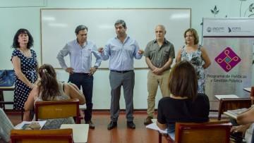 Tecnicatura en Gestión y Administración de las Instituciones Públicas en la FCPyS