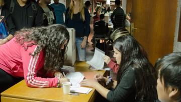 Jóvenes de la FCPYS eligen su Centro de Estudiantes