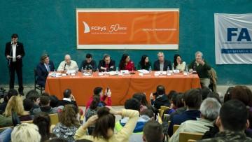 La FCPyS fue escenario del único debate previo a las PASO