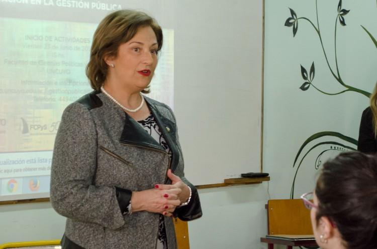 Comenzó a funcionar el Programa de Políticas y Gestión Pública de la FCPyS