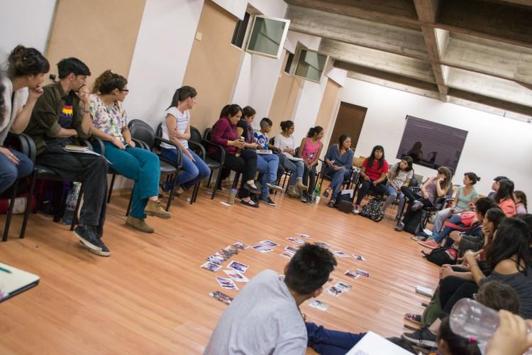 Movimientos sociales de Latinoamérica se reunieron en la FCPyS