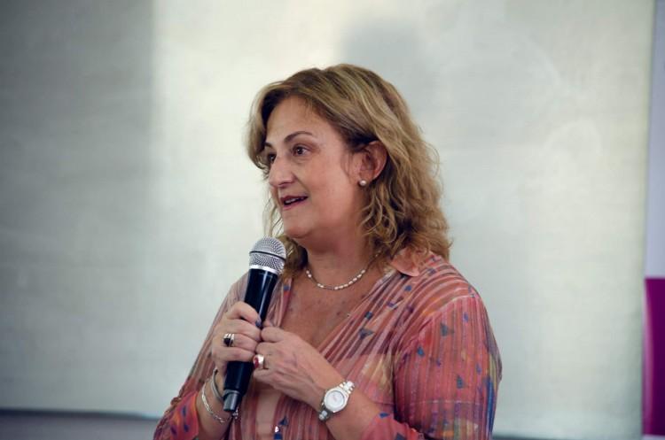 Bienvenida de la decana Claudia García al ciclo lectivo 2021