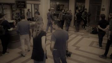 Estudiantes de la UNCuyo realizan su práctica profesional en la serie de ficción El Anticuario