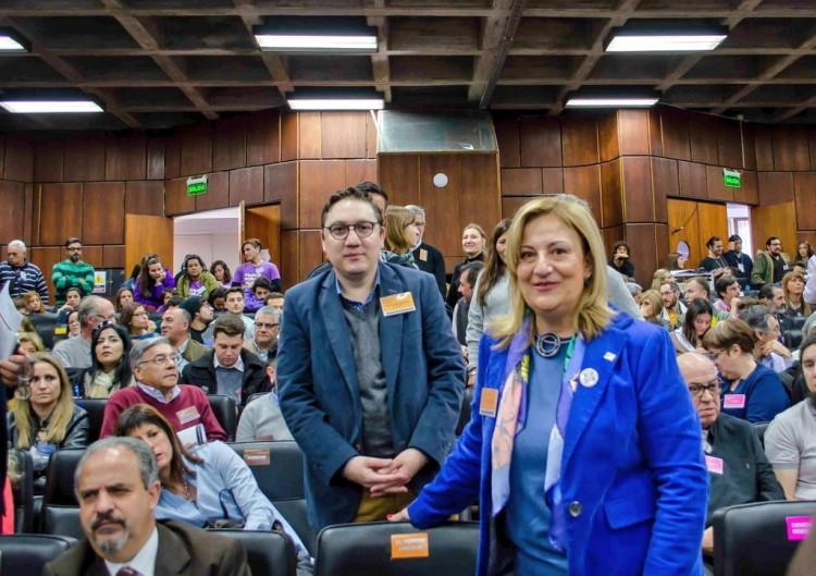 """Claudia García: """"La aprobación de la paridad de género es una oportunidad histórica y un mensaje social"""""""