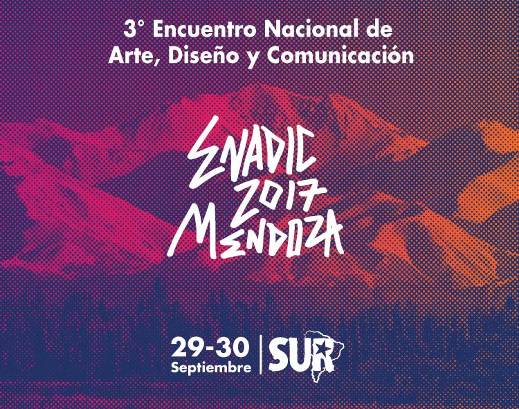 3º Encuentro Nacional de Arte, Diseño y Comunicación