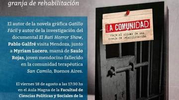 Presentarán el Libro \LA COMUNIDAD\ de Pablo Galfré
