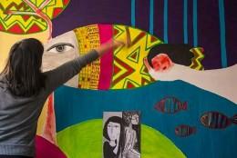 Millcayac actualiza su portal a través del arte de Emilce Fuenzalida