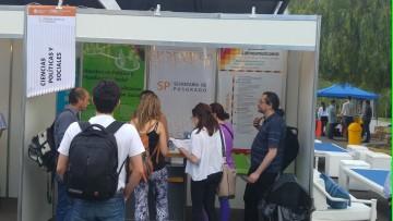 La FCPyS presente en la Feria de Oferta de Posgrado de la UNCuyo