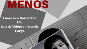 """Se presentará el documental """"Ni un pibe menos"""" en la FCPyS"""