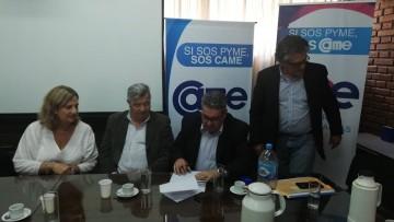 La FCPyS firmó convenio con la Federación Económica de Mendoza