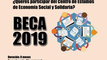 Beca para participar en el Centro de Estudios de Economía Social