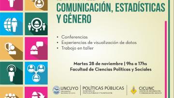 """Seminario taller de """"Comunicación, Estadísticas y Género"""""""